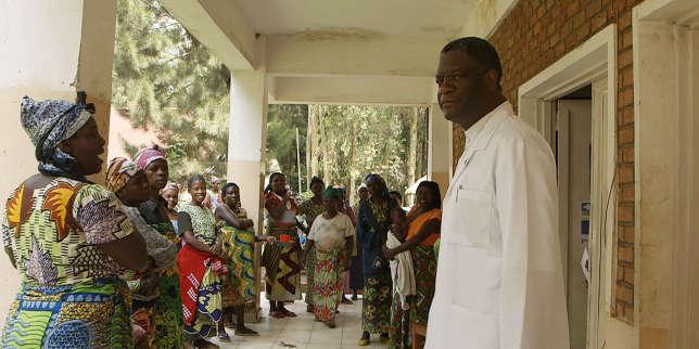 «congo-un-médecin-pour-sauver-les-femmes»-dans-l'hôpital-du-prix-nobel-de-la-paix-denis-mukwege