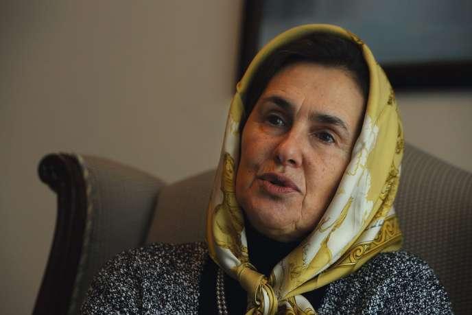 L'ancienne journaliste a été très présente lors de la campagne pour la présidence de son mari Ashraf Ghani.