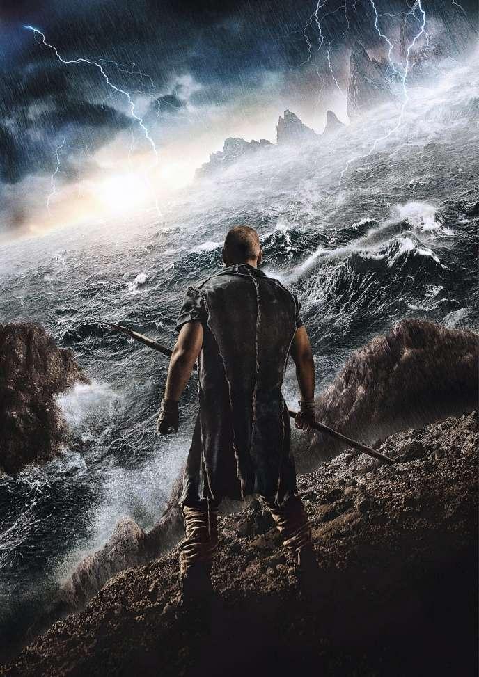 Le cinéma décline le cli-fi, climate fiction : ci-dessus,