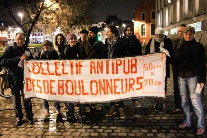 Les déboulonneurs de Lille.