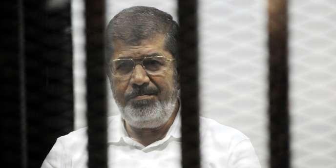 Mohamed Morsi, le 3 novembre 2014.