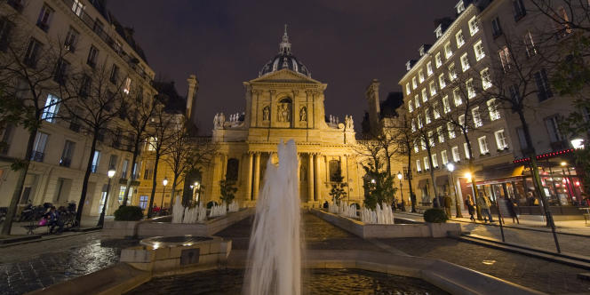 Université de La Sorbonne