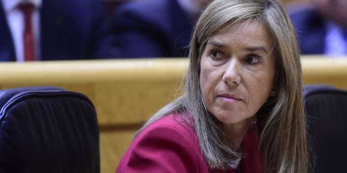 La ministre de la santé Ana Mato a démissionné après avoir été citée dans un vaste scandale de corruption.
