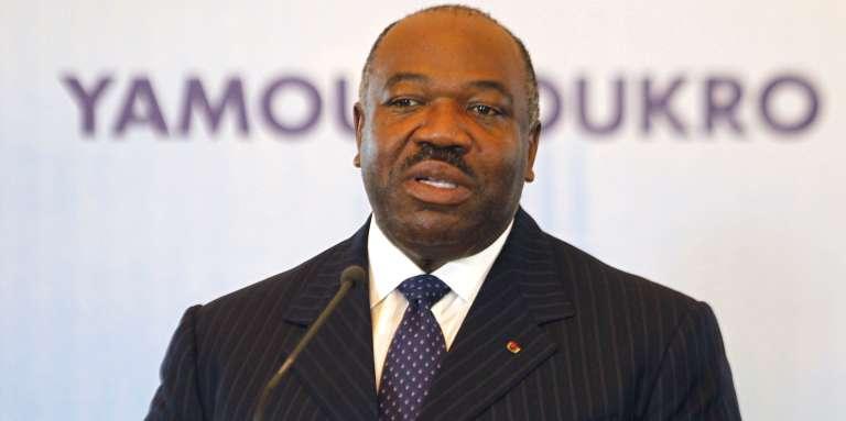 Le président gabonais Ali Bongo Ondimba, en novembre 2014.