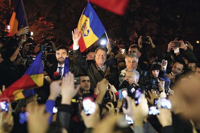 Klaus Iohannis a réuni plus de 1,2 million de