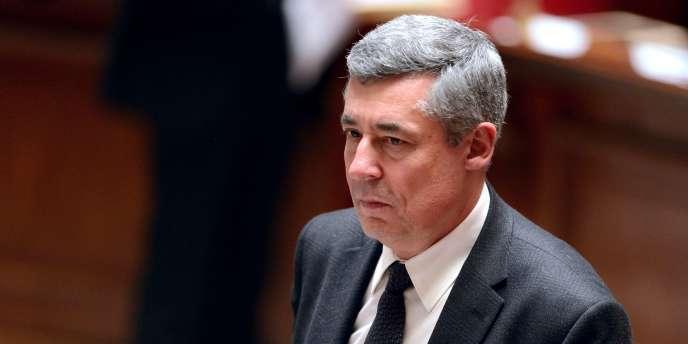 Le député UMP Henri Guaino, le 26 mars 2013.