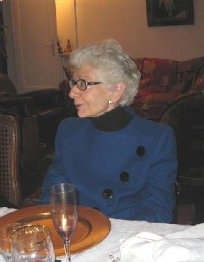 Célia Bertin en 2005.