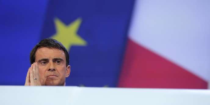 Le premier ministre Manuel Valls, le 27 novembre à Paris.