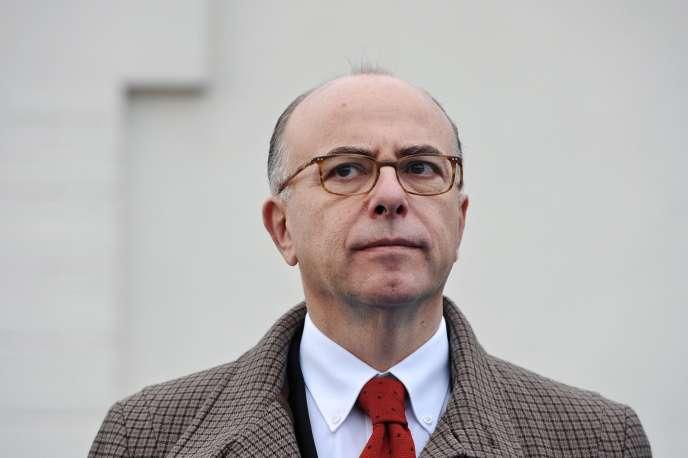 Le ministre de l'intérieur, Bernard Cazeneuve, le 29 novembre.