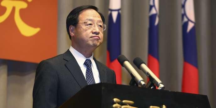 Le premier ministre taïwanais Jiang Yi-huah a annoncé sa démission le 29 novembre 2014, après la déroute électorale de son parti, le Kuomintang.