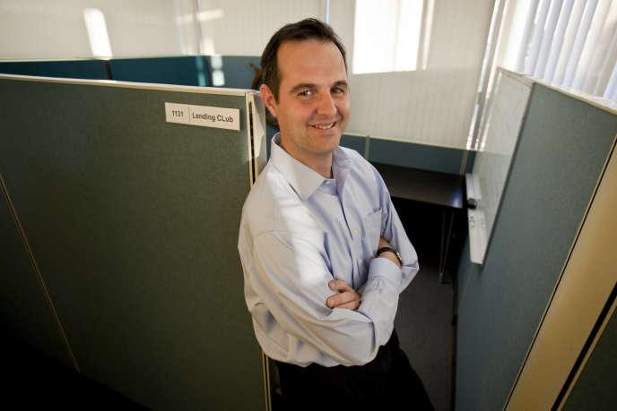 Renaud Laplanche, le directeur général et cofondateur de Lending Club.
