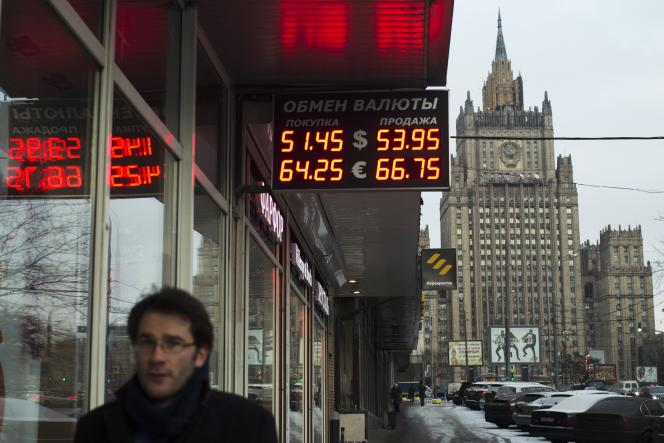 A Moscou, le 1er décembre.