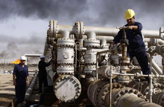 L'Irak est extrêmement dépendant de ses exportations de pétrole, et cherche à augmenter ses ventes pour financer la reconstruction de ses infrastructure.
