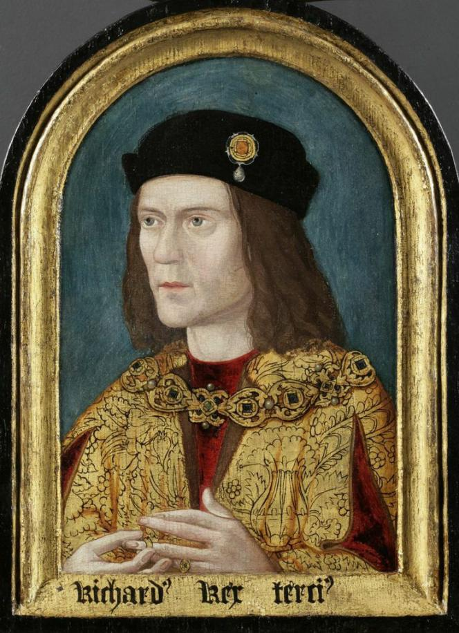 Portrait de Richard III