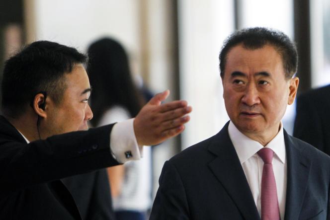 Wang Jianlin, le président de Wanda, ambitionne de créer un nouvel Hollywood pour le marché chinois.