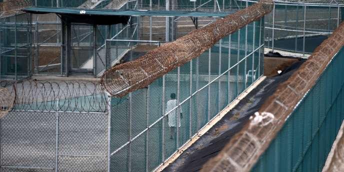 Le président américain a promis depuis sa première élection, en2009, de fermer la prison.