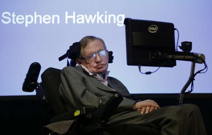 Stephen Hawking est mort mercredi 14 mars.