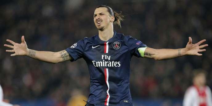 Comme Thiago Silva ou Thiago Motta, Zlatan Ibrahimovic a été victime de pépins physiques cette saison.