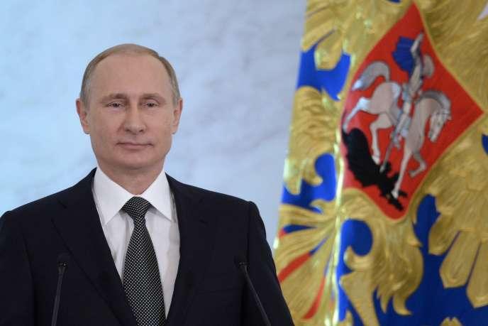 « Ce à quoi nous assistons en Ukraine, la tragédie dans le Sud-Est, confirme pleinement que notre position est juste », affirme Vladimir Poutine.