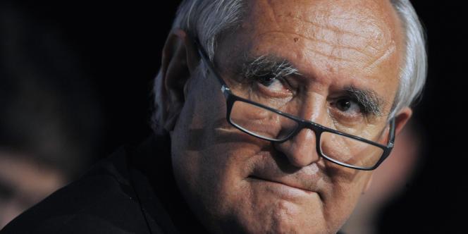 Jean-Pierre Raffarin avait déjà brigué la présidence du Sénat en 2008.