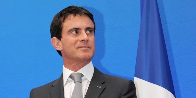 Le premier ministre, Manuel Valls, le 4 décembre à Paris.