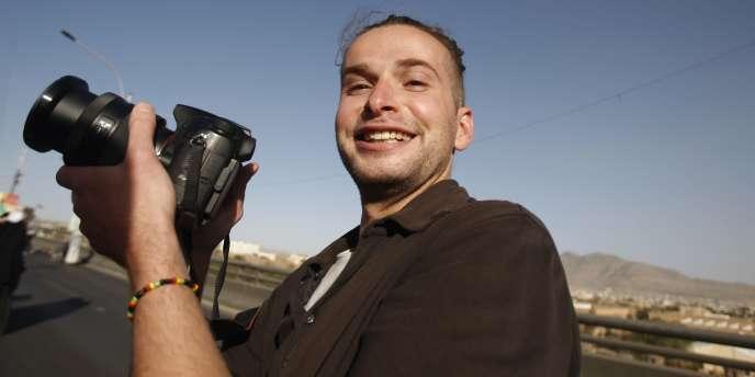 Le photojournaliste américain Luke Somers avait été enlevé par Al-Qaida dans la péninsule Arabique en septembre 2013 à Sanaa.
