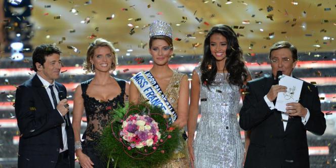 Miss Nord Pas-de-Calais a été élue samedi soir à Orléans Miss France 2015, devançant Miss Tahiti et Miss Côte d'Azur.