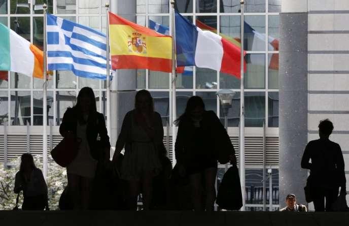 Antoine Deltour, un ancien auditeur de PwC qui avait révélé les pratiques fiscales des multinationales, a été auditionné par les députés européens à Bruxelles.