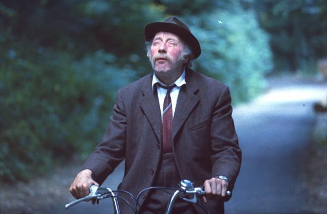 Michel Robin dans le film suisse et français d'Yves Yersin,