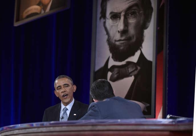 Barack Obama, le 8 décembre à Washington.