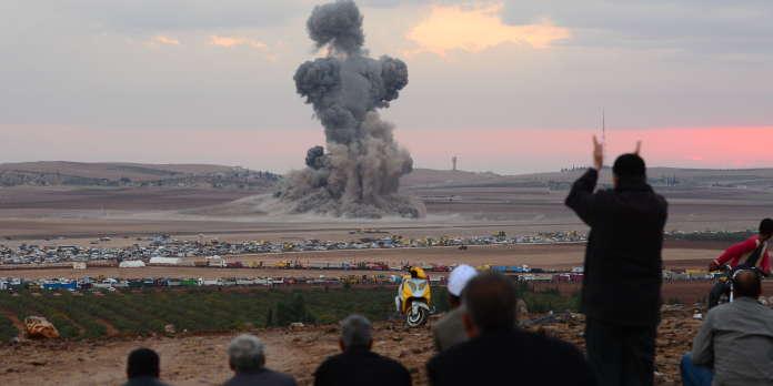 Paris n'exclut plus un retour des djihadistes français détenus en Syrie
