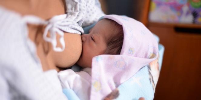 La France est l'un des pays d'Europe où le taux de l'allaitement maternel à la naissance est l'un des plus bas.