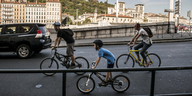 Le Conseil national de la sécurité routière préconise d'introduire de nouvelles amendes « adaptées » aux vélos.