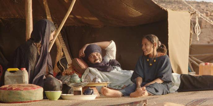 Une scène du film malien d'Abderrahmane Sissako,
