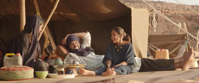 Une scène du film mauritanien et français d'Abderrahmane Sissako,
