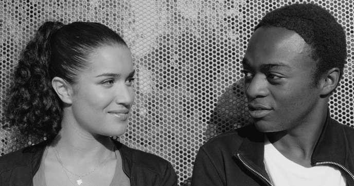 Sabrina Ouazani et Marc Zinga dans el film français d'Abd Al Malik,