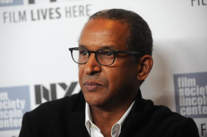 Le réalisateur Abderrahmane Sissako au 52e Festival du film de New York, le 30 septembre 2014.