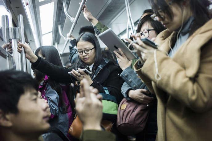 Dans l'agglomération pékinoise, seuls 46% des 23 millions d'habitants vivent à moins d'un kilomètre d'un mode de transport public.