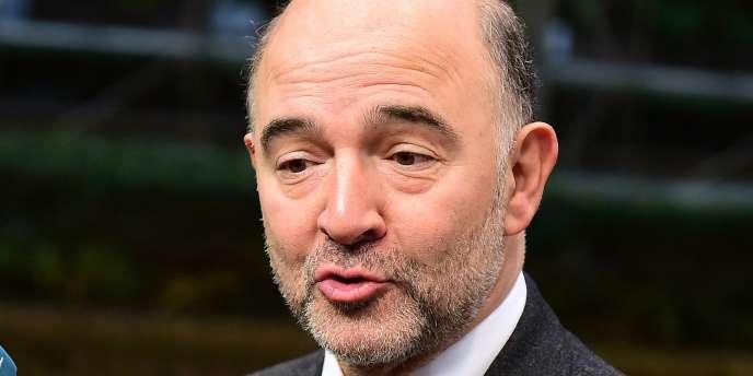 Les textes liés à la fiscalité seront une des priorités de la nouvelle Commission européenne en 2015, et notamment du commissaire à l'économie, Pierre Moscovici.