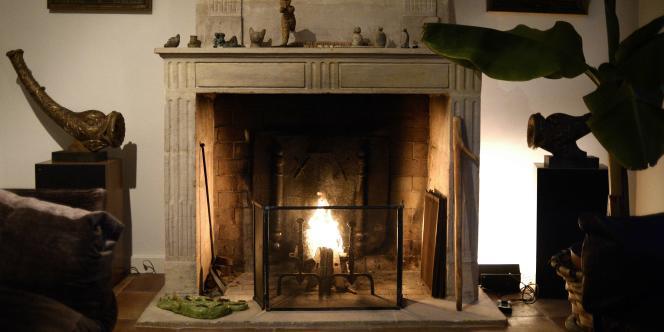 Les feux de cheminée en