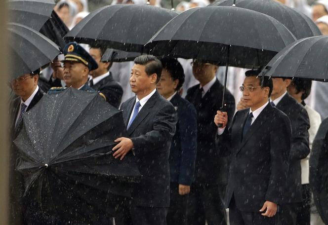 Xi Jinping, le 1er octobre à Pékin.