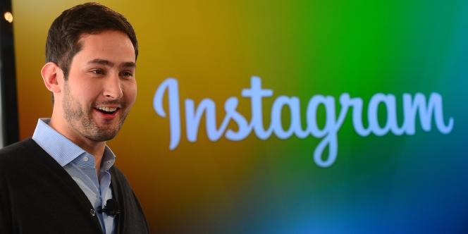 Le cofondateur d'Instagram, Kevin Systrom, en décembre 2013 à New York.