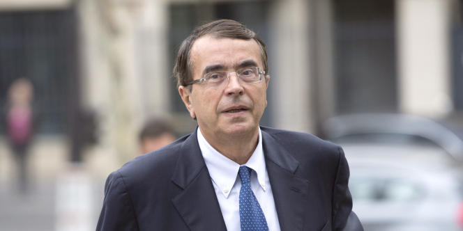 Jean-Jack Queyranne, président de la région Rhône-Alpes, le 14 septembre 2012.