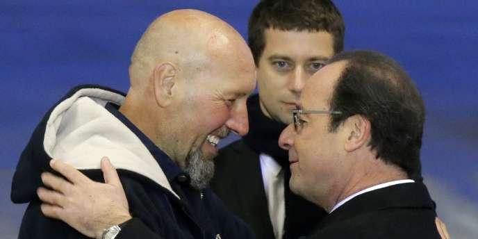 L'ancien-otage français Serge Lazarevic a estimé samedi 13 décembre que ses ravisseurs l'avaient capturé pour obtenir une rançon.
