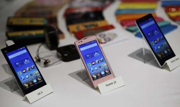 01345f5e62b9a3 Le marché des téléphones mobiles marque le pas