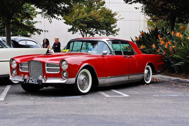 Facel Vega Excellence de 1958.