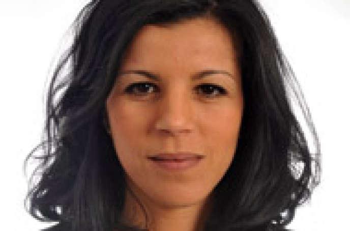Fatima Allaoui, secrétaire nationale à la formation professionnelle de l'UMP.