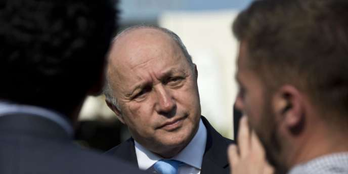 Sur le dossier ukrainien, le ministre s'est félicité des avancées obtenues à Minsk.