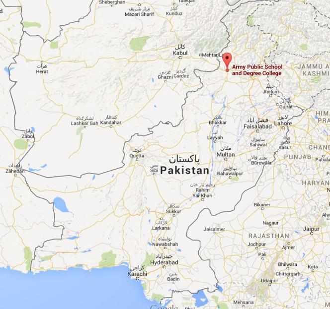 Peshawar est la principale ville du nord-ouest du Pakistan, une région secouée depuis des années par la rébellion islamiste.