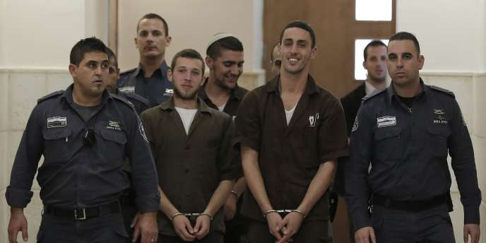 Le Shin Beth a arrêté trois personnes présentées comme les responsables de l'incendie d'une école bilingue arabe-hébreu à Jérusalem le 29 novembre, précisant qu'ils étaient membres de Lehava.